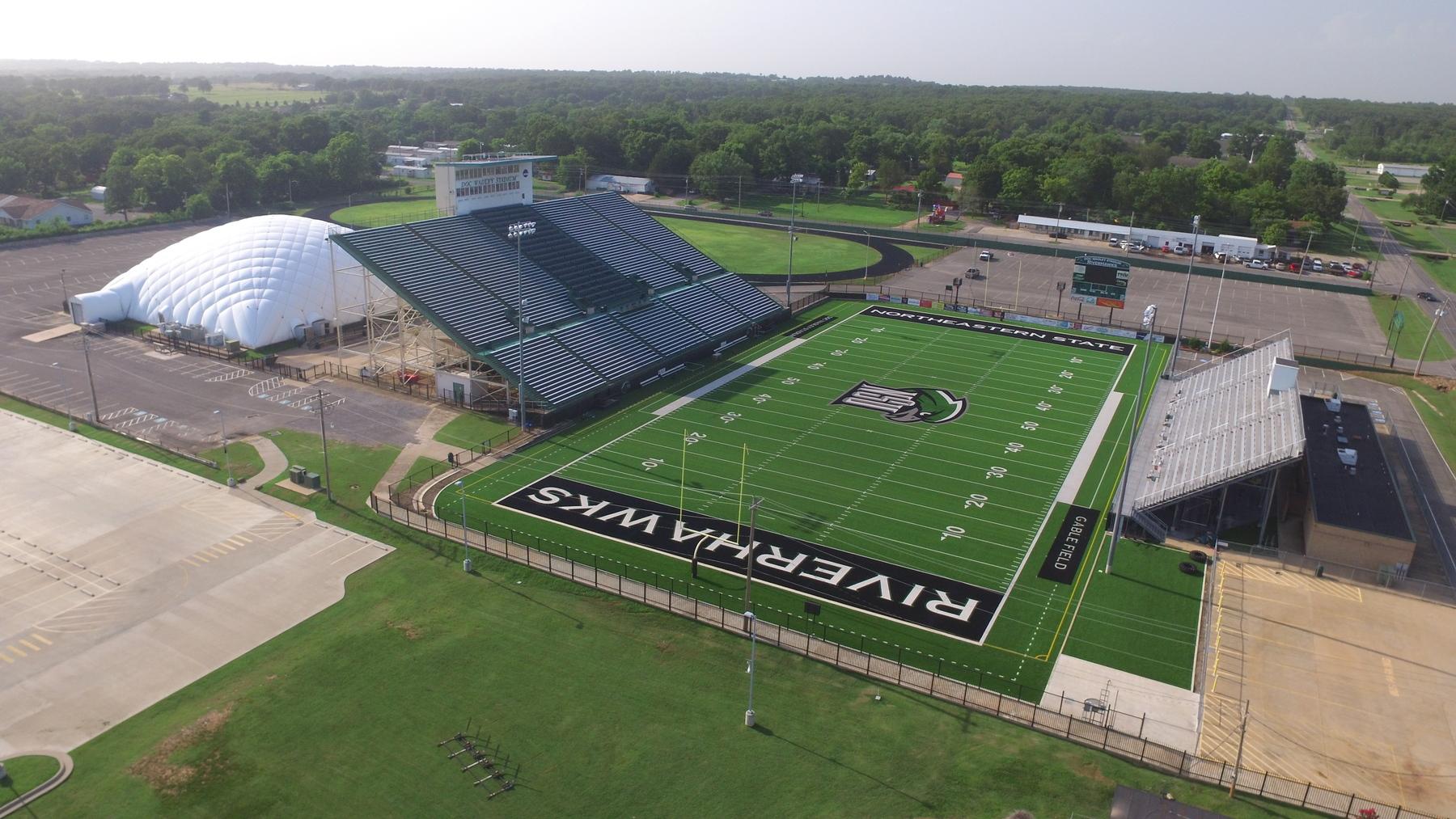 Doc Wadley Stadium - Tahlequah