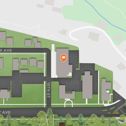 Map of Institute of Behavioral Science